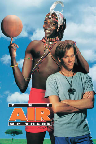 movie poster for The Air Up There