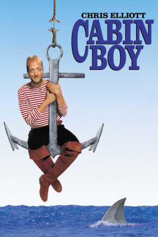 movie poster for Cabin Boy