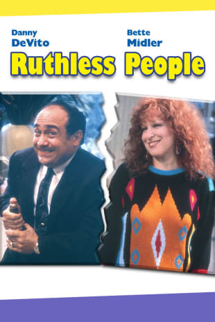 movie poster for Ruthless People