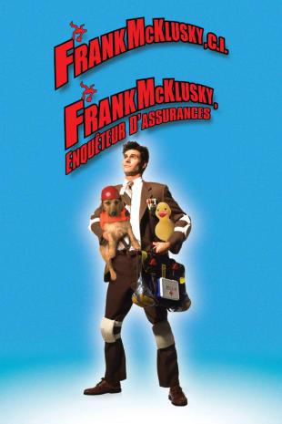 movie poster for Frank McKlusky, C.I.