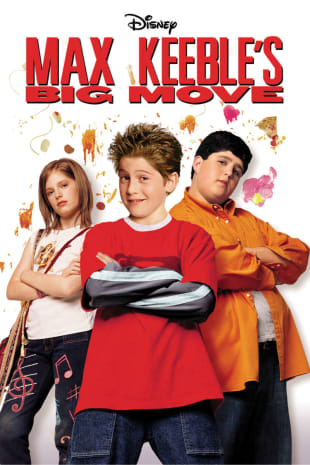 movie poster for Max Keeble's Big Move
