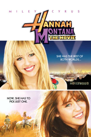 movie poster for Hannah Montana The Movie
