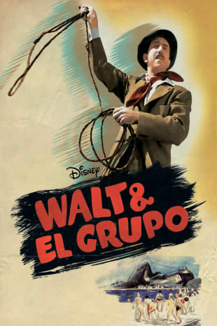 movie poster for Walt & El Grupo
