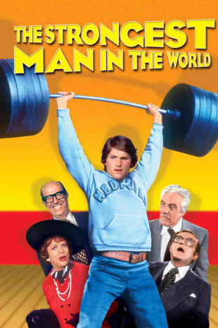 movie poster for Strongest Man in the World, The