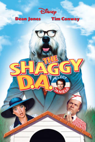 movie poster for The Shaggy D.A.
