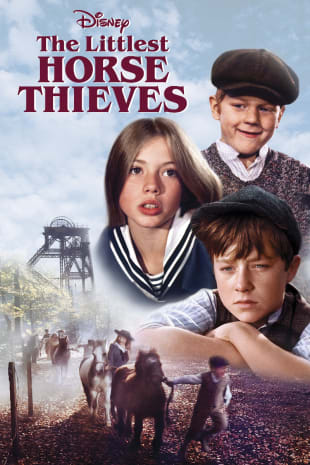 movie poster for The Littlest Horse Thieves