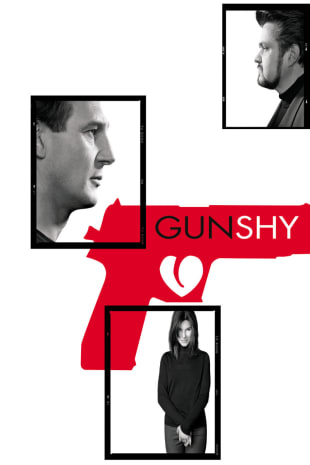 movie poster for Gun Shy (1999)