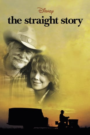 movie poster for The Straight Story