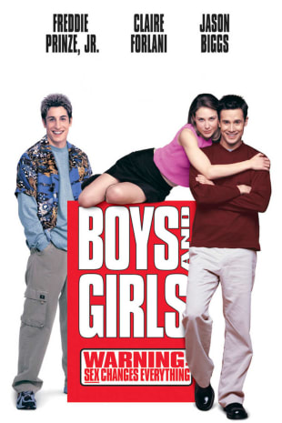 movie poster for Boys And Girls