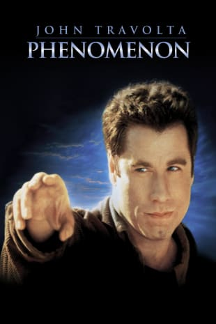 movie poster for Phenomenon (1996)