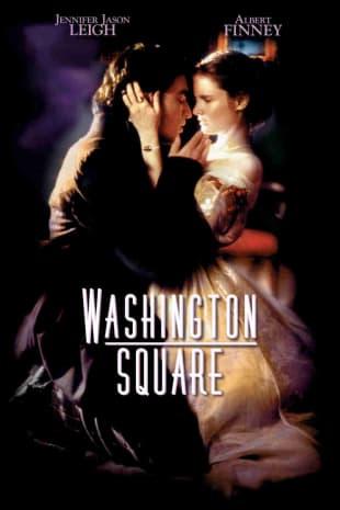 movie poster for Washington Square