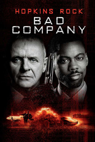 movie poster for Bad Company