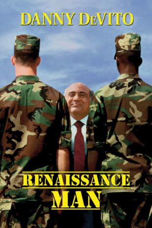 movie poster for Renaissance Man