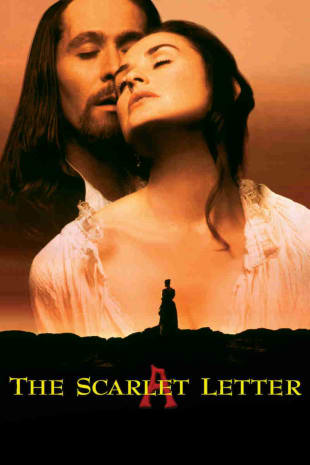 movie poster for The Scarlet Letter