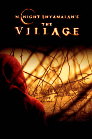 movie poster for The Village