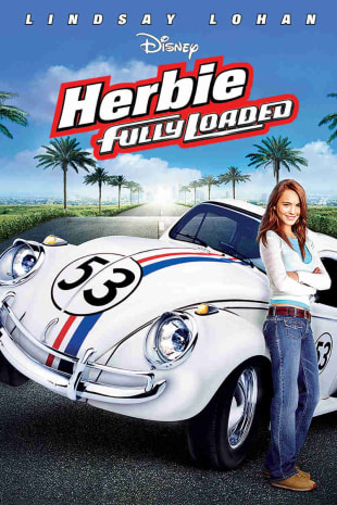 movie poster for Herbie: Fully Loaded