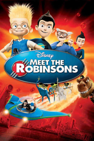 movie poster for Meet The Robinsons (2007)