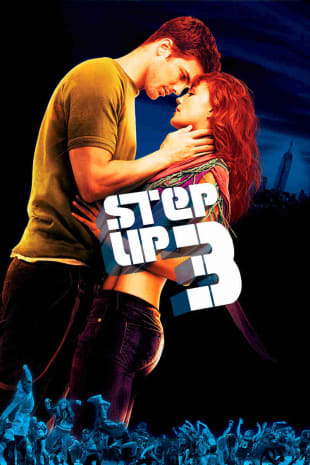 movie poster for Step Up 3-D