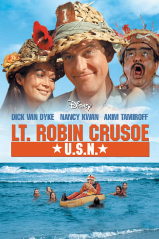 movie poster for Lt. Robin Crusoe, U.S.N.