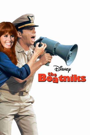 movie poster for The Boatniks