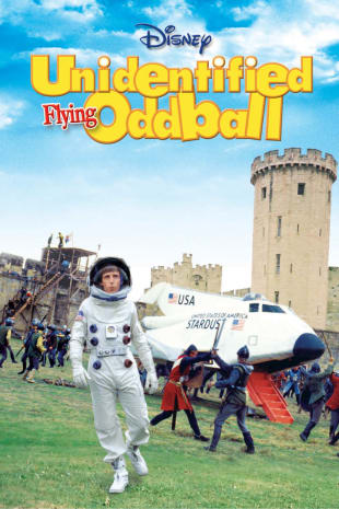 movie poster for Unidentified Flying Oddball