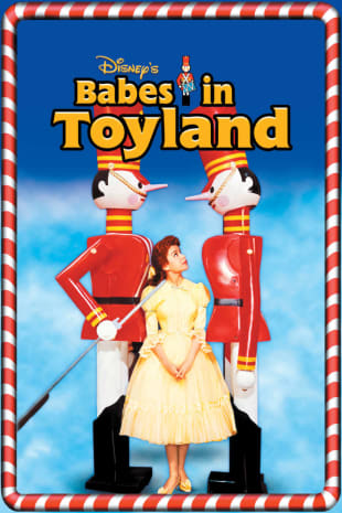movie poster for Babes In Toyland (1961)