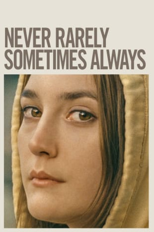 movie poster for Never Rarely Sometimes Always
