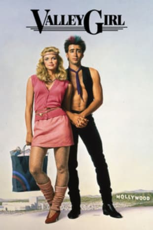 movie poster for Valley Girl (1983)