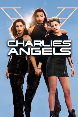movie poster for Charlie's Angels