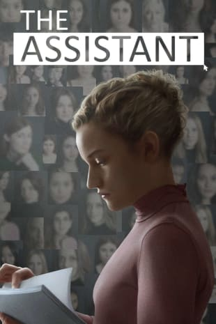 movie poster for The Assistant