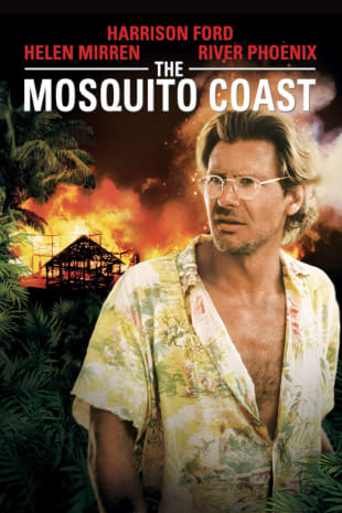 movie poster for The Mosquito Coast