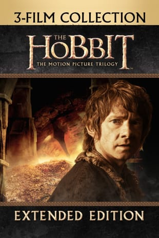 movie poster for The Hobbit: The Motion Picture Trilogy (Extended Edition)