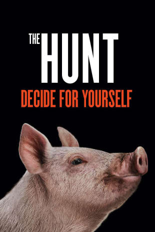 movie poster for The Hunt