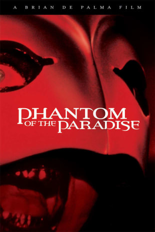 movie poster for Phantom Of The Paradise