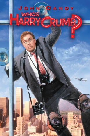 movie poster for Who's Harry Crumb?