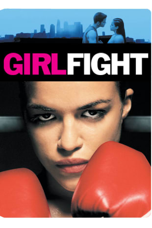 movie poster for Girlfight