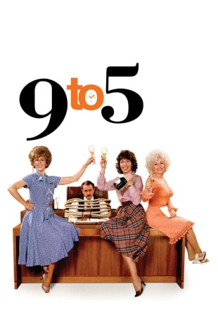 movie poster for 9 to 5 (1980)