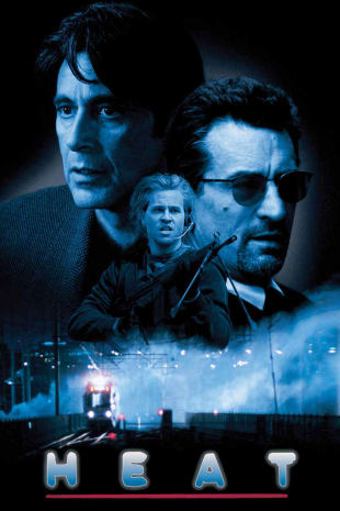 movie poster for Heat (1995)