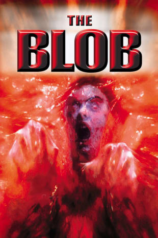 movie poster for The Blob (1988)