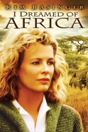 movie poster for I Dreamed Of Africa