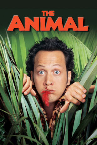 movie poster for The Animal (2001)