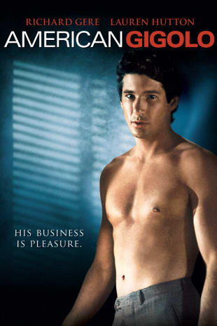 movie poster for American Gigolo