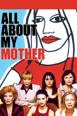 movie poster for All About My Mother (1999)