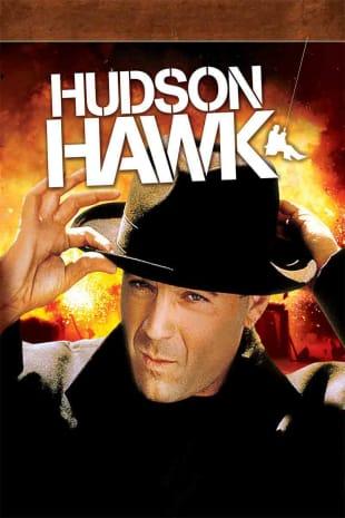 movie poster for Hudson Hawk