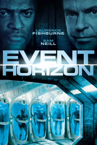 movie poster for Event Horizon
