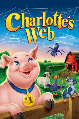 movie poster for Charlotte's Web (1973)