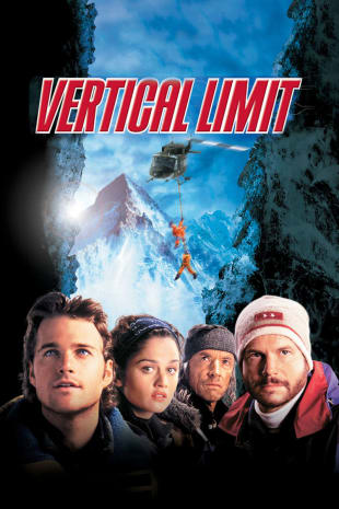 movie poster for Vertical Limit