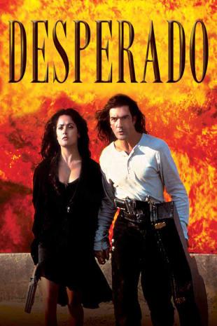 movie poster for Desperado