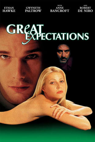 movie poster for Great Expectations (1997)