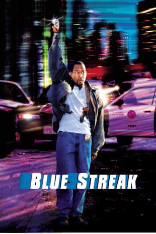 movie poster for Blue Streak (1999)
